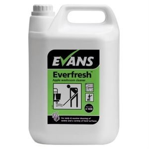 Toilet and Washroom Cleaner