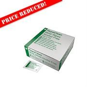 wps26 Moist Alcohol Free Wipes, Individually Wrapped Price Reduced