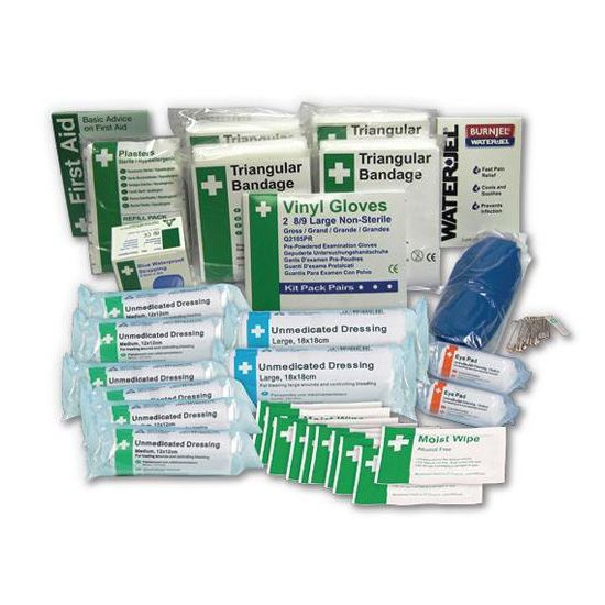 fa13 Refill First Aid Kit 1- 10 Persons 2
