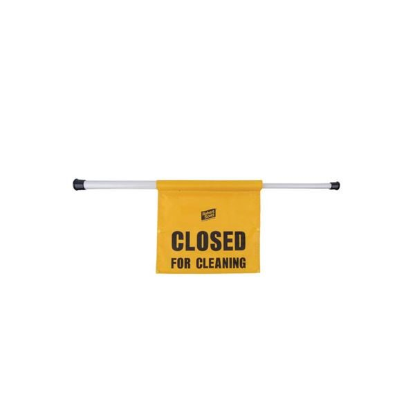 HK1082 Hangin Closed for Cleaning Door Safety Sign
