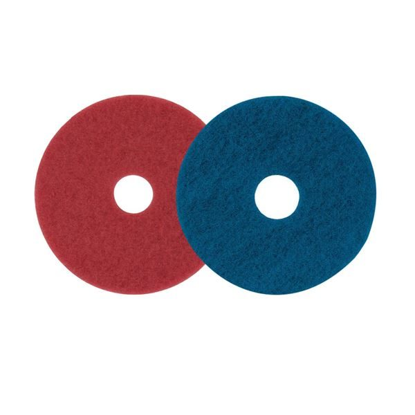 HK1043-16 Red and Blue Floor Pads
