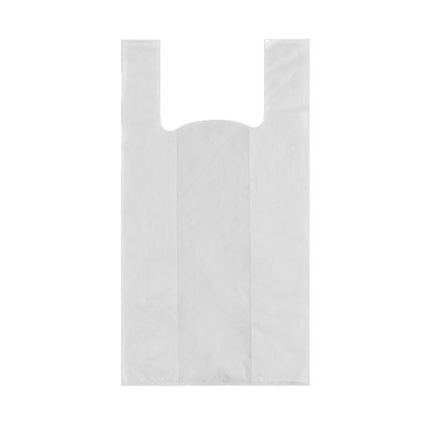 White Vest Carriers 8mu WP2 per case of 2000