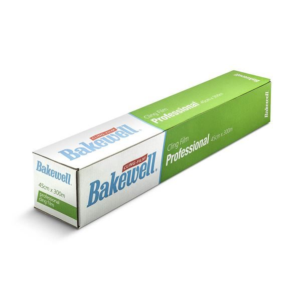 HK010 Bakewell Cling Film in Cutterbox