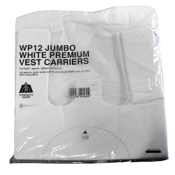 PY81 White Vest Carriers