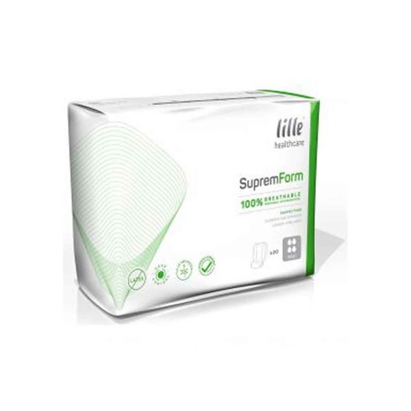 Lille SupremForm Maxi Insert Pads, Case of 80