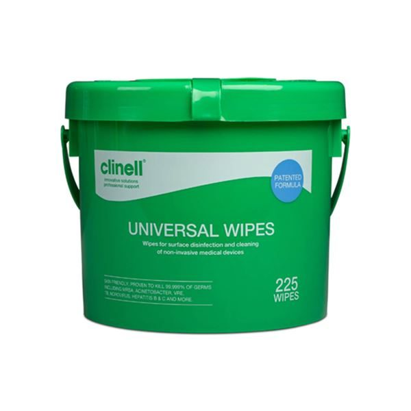 WPS84 Clinell Universal Wipes