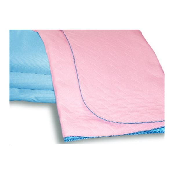 Double Washable Bed Pad with Flaps - 3L Absorbency