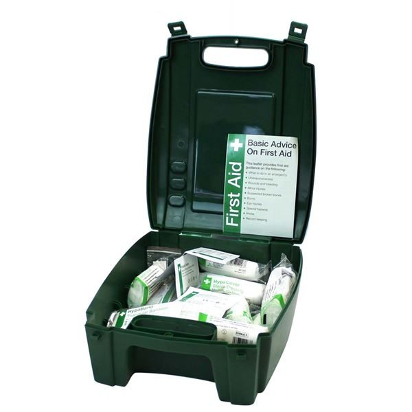 First Aid Kit, HSE 1-10 persons