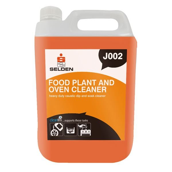 S20 Caustic Food Plant & Oven Cleaner 5 Litre