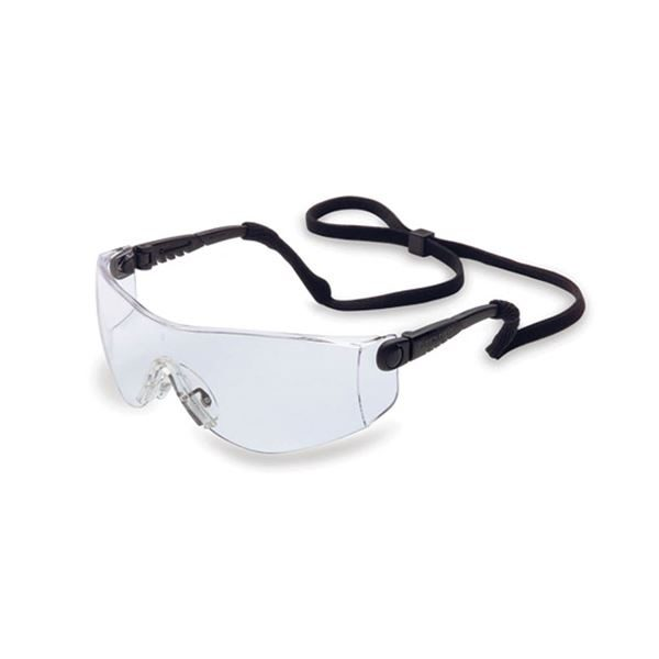 Honeywell Op-Tema Safety Specs, Anti Scratch, Clear Lens