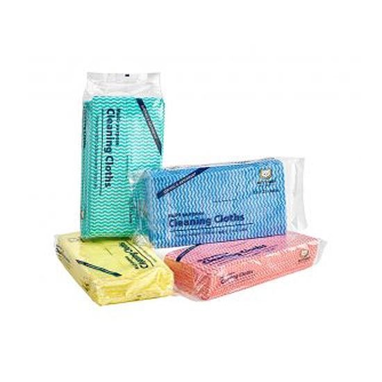 Heavy Duty Coloured Cleaning Cloths
