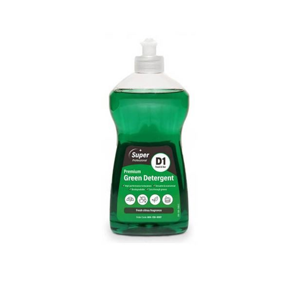 hk175 Super Concentrated Green Detergent, 500ml