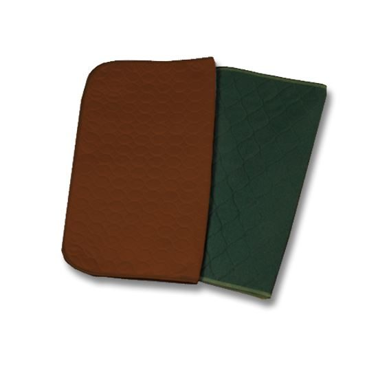 Washable Chair Pad Dura Brand 1 Litre Absorbency Brown