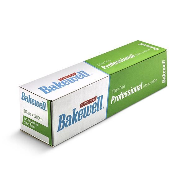 HK0 Bakewell Cling Film in Cutterbox
