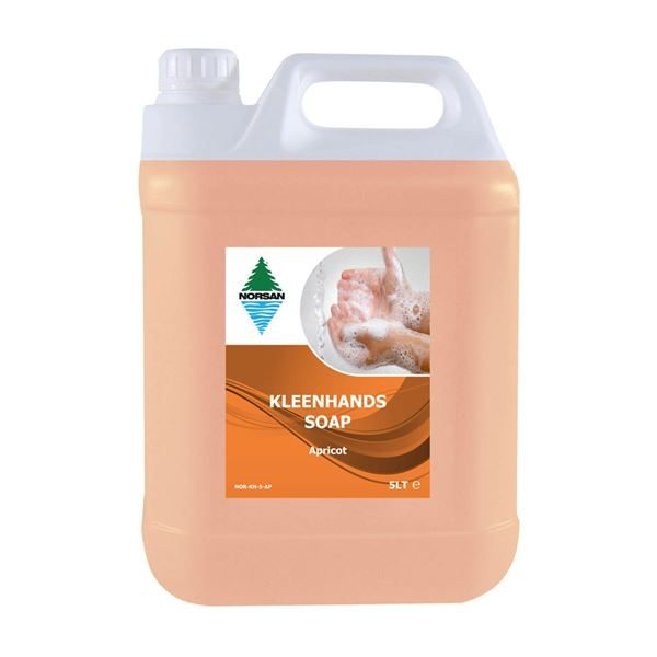 HND77 Kleenhands Apricot Hand Soap