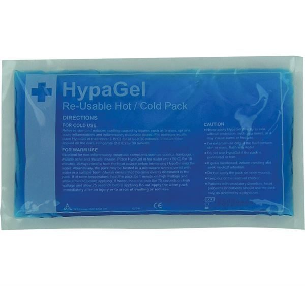 FA105 Reusable Hot And Cold Pack, 16.5cm x 27cm