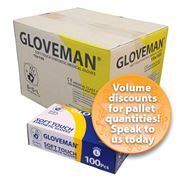 G151 Gloveman Soft touch Synthetic Gloves Palleet Deal
